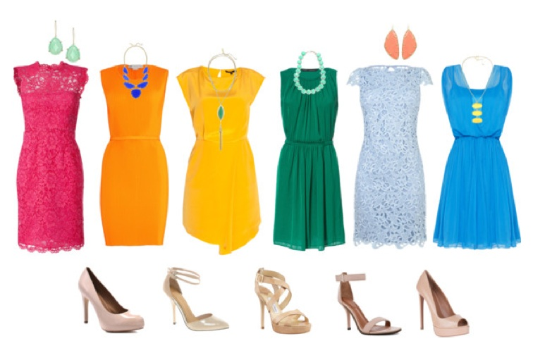 dedicated post : what to wear to a wedding! | ReDress